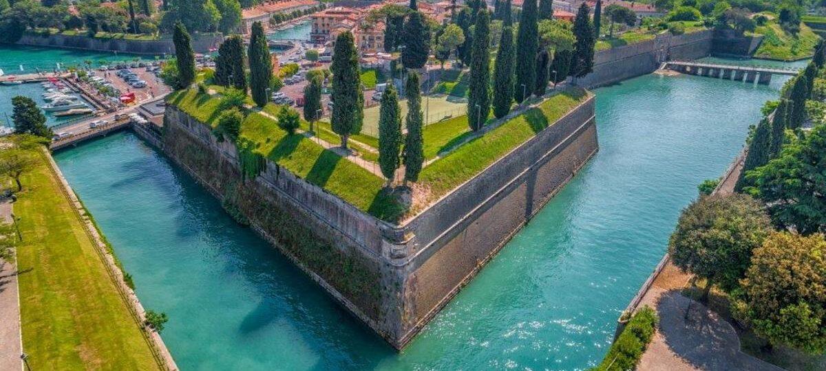 Peschiera - Tour delle mura - B&B Il Giardino Segreto