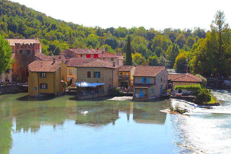 Borghetto - B&B Il Giardino Segreto - Borghi più belli d'Italia