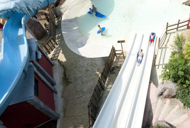 Caneva - B&B Il Giardino Segreto - Parco acquatico