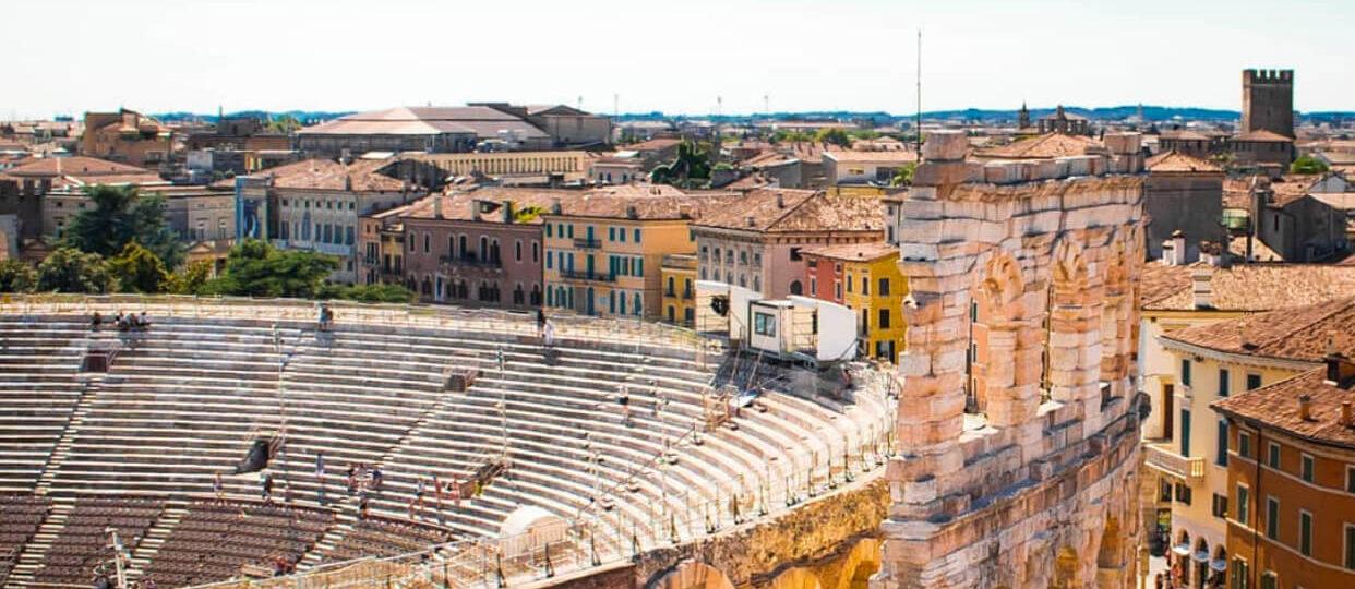 Verona - B&B Il Giardino Segreto - Tour guidato della città