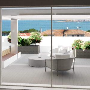 Appartamento luxury con vista lago